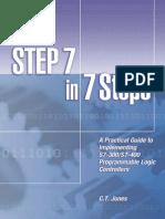 C.T. Jones - Step 7 in 7 Steps