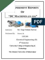 DC Machine Lab manuals 11 ES 80.docx