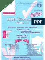 Evalua 9 Version 1.0