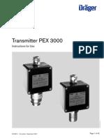 PEX 3000 Instr-Use