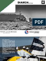 Plaquette projet Diam 24 Brest