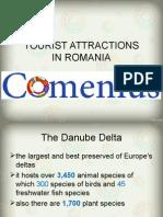 turist attractions - romania