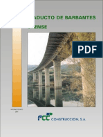 Viaducto de Barbantes (Orense) FCC