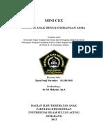 Project Mini Cex
