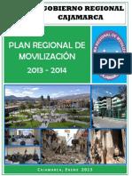 Plan Regional de Movilización 2013 - 2014