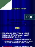 Manajemen Stres Berbah