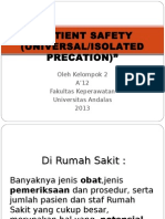 Ppt Patient Safety Klp 2