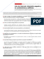 Ficha Libre Eleccion en Internet