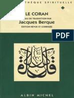 209750606 Jacques Berque Le Coran Essai de Traduction