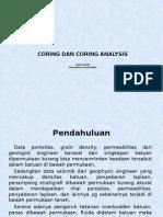 162509339 Coring Dan Coring Analys