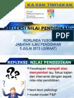1b_refleksi Nilai Pendidikan