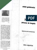 GOMBOWICZ - YVONNE, PRINCESA DE BORGAÑA.pdf