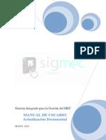 Manual Usuario Actualizacion Documental