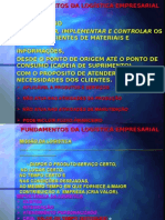 Fundamentos Da Logistica