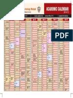 Academic Calender 2014-15 Detailed