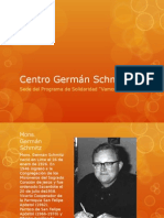Centro Germán Schmitz