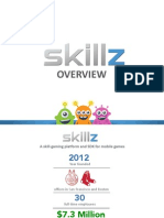 Skillz Overview 05092014