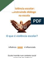 Violência Na Escola_apresentação