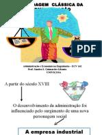 AULA 2 - Abordagem Clássica e Administração Científica