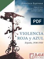 Violencia Roja y Azul - AA. VV