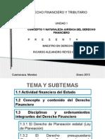 Derecho Financiero y Tributario Corregido y Actualizado Al 21 de Febrero 2013