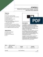 stmpe811 datasheet