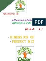 Dabur Presentation1
