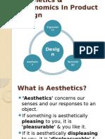 Aesthetics & Ergonomics in Product Design