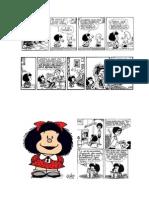 Mafalda Portada Trasera Agenda