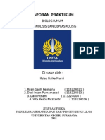 Praktikum Bio (Plasmolisis)