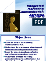 Integrated Marketing Communication Program