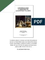 Fabelo Corzo, José R. La Industria Cultural y Su Relación Con El Valor de La Producción Musical