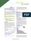 Así está the economy (March 2015) Círculo de Empresarios