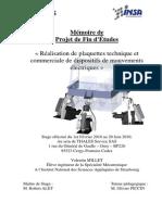 Rapport de Stage PFE MILLET V1.2