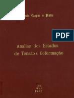 Análise Dos Estados de Tensão e Deformação Em Maciços de Solos e Rochas Diaclasadas (1986) - Tese (426)