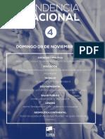 Tendencia Nacional N°4