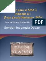 Maikling Kuwento SMA 3