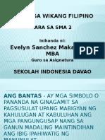 Uri ng Bantas at ang gamit nito.pptx