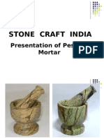 Pestle & Mortar Presentation 2