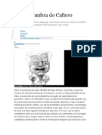 Dos Vectores de Poder- Conflicto y Consenso - Analisis Político Actual