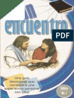 Plan Encuentro 1