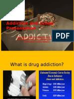 CJHS/410 Week three Addiction and Crime Presentation