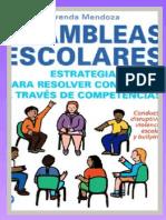 Libro Asambleas Escolares Dra. Brenda Mendoza Gonzalez