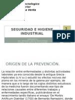 Seguridad e Higiene Industrial 1