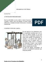 PRELIMINARES DE  OBRA