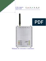 PCS300 Instalare Ro