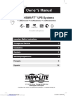 Manual UPS omnivs500