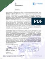 Informe de Auditoria Olpcv 2013