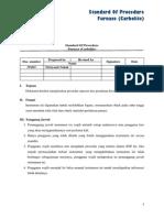 Standard of Prosedur Furnace