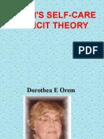 Oram's Theory